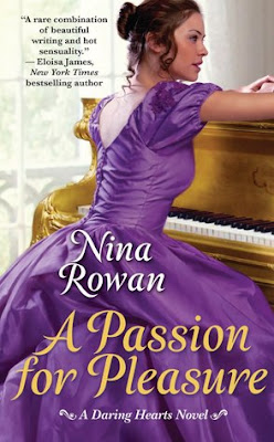 Blog Tour + Giveaway – A Passion for Pleasure by Nina Rowan