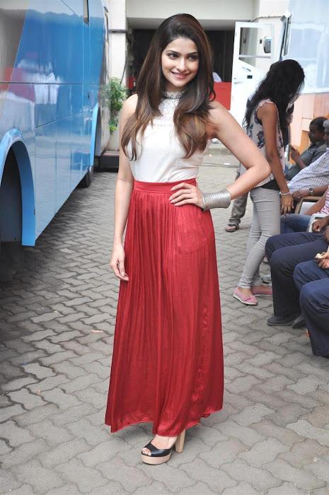 prachi desai at mehaboob studio promoting bol bachchan unseen pics