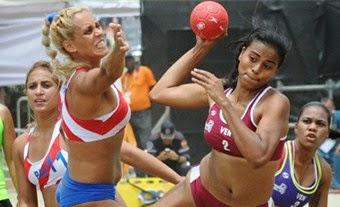 Juegos Sudamericanos de Playa 2014 - Semifinales | Mundo Handball