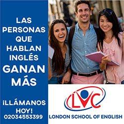 Escuela de Inglés  LVC