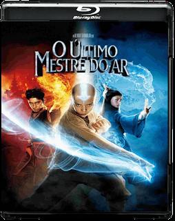 Filme avatar o Último mestre do ar