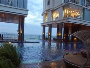 Hotel Murah Ancol - Ancol Mansion Pacific Ocean Apartment