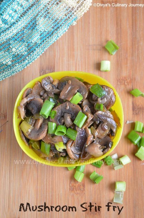 mushroom stir fry, mushroom recipes, vegan mushroom recipes