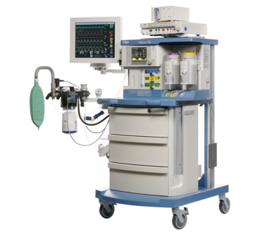 drager anesthesia machine price