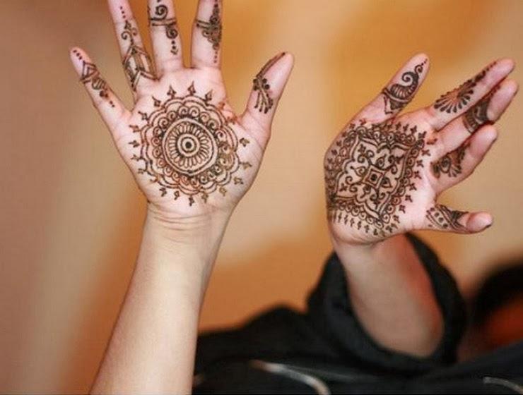Mehndi Designs Learning Hands : Excellent mehndi ke design for kids cuonun