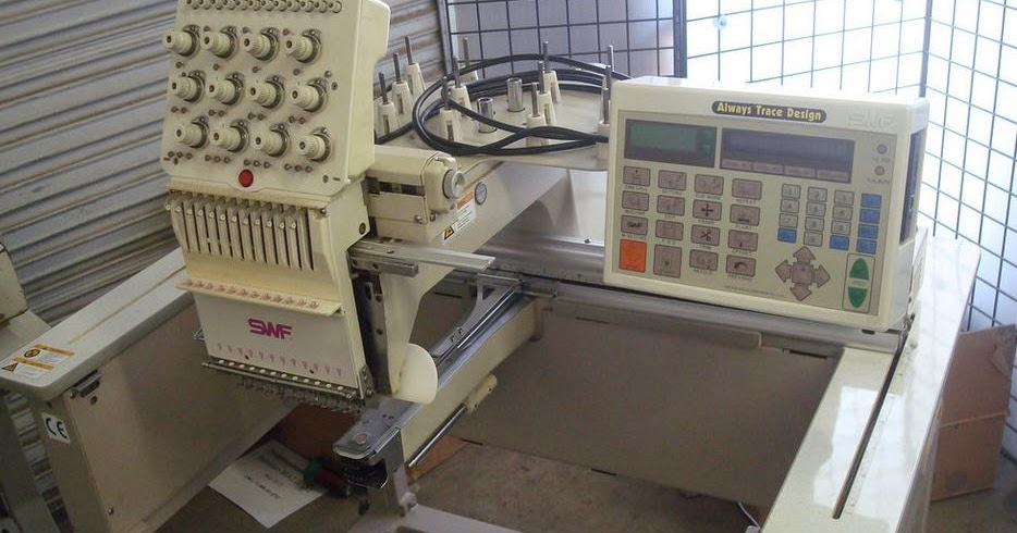 swf 1501c compact embroidery machine