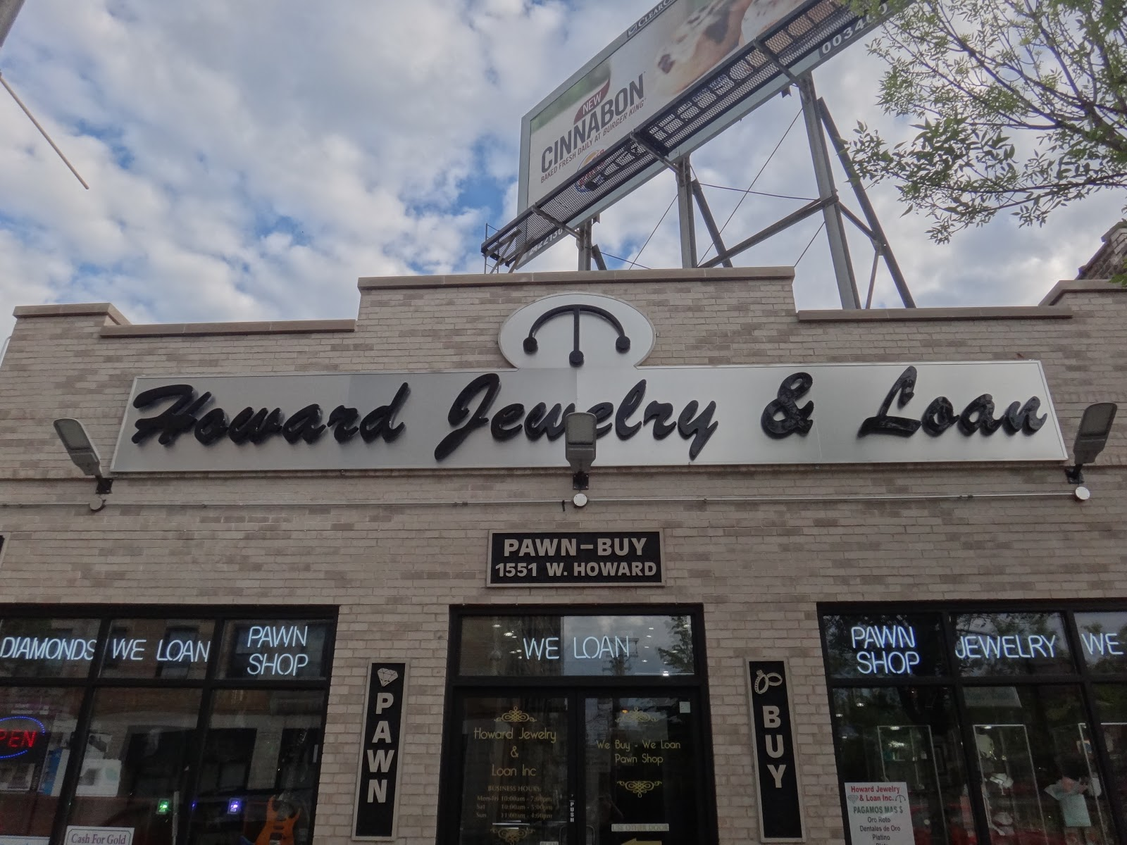 rogers park chamber of commerce howard jewelry loan