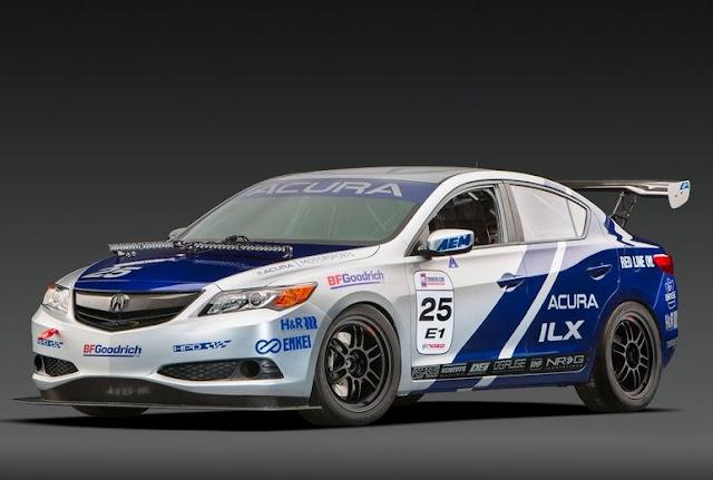 Acura ILX Endurance Racer 2013