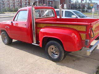 Little Red Express Truck - Shield Auto Refinishing