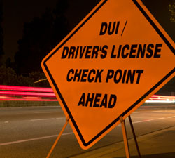 Elk Grove, Citrus Heights Police to Conduct DUI Saturation Patrols Tonight