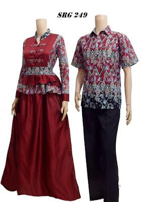 batik cuople
