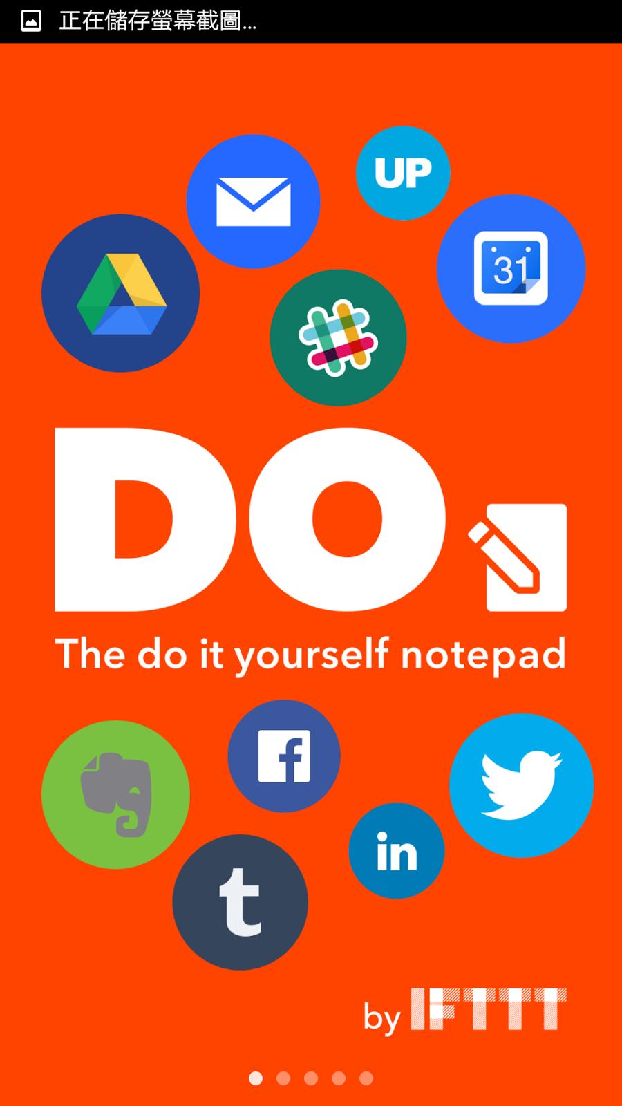 Do note - Magazine cover