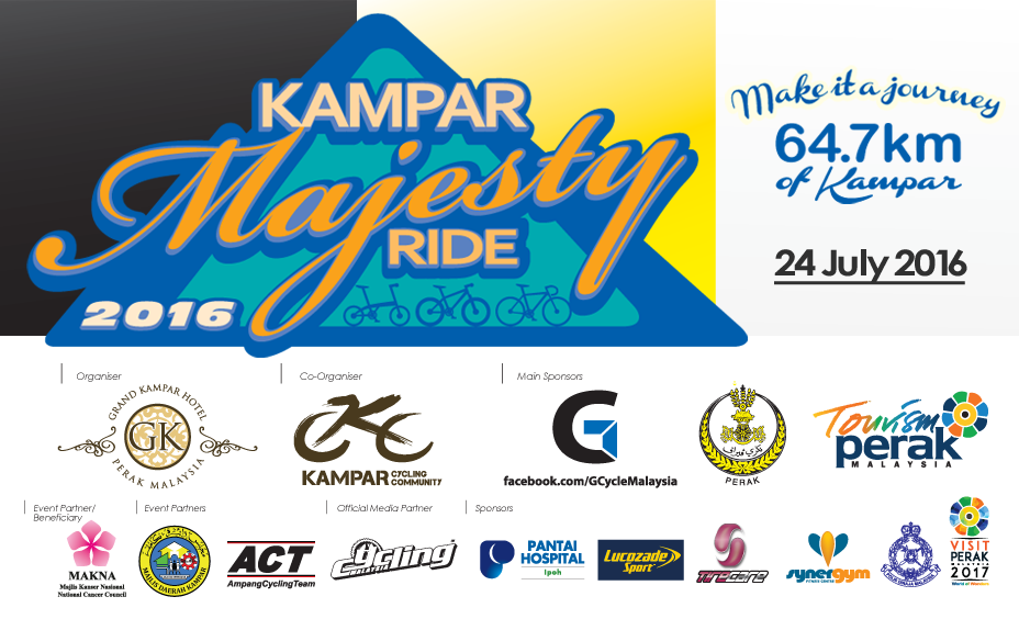Kampar Majesty Ride 2016