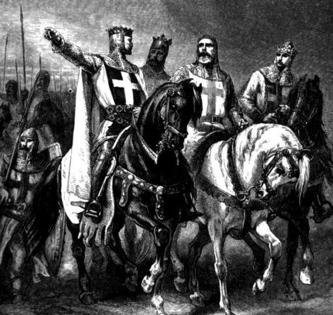 Шевалье - АПОЛОГИЯ РЫЦАРСКОЙ ИДЕИ. 4.2. Крестовые походы: история и идеология.