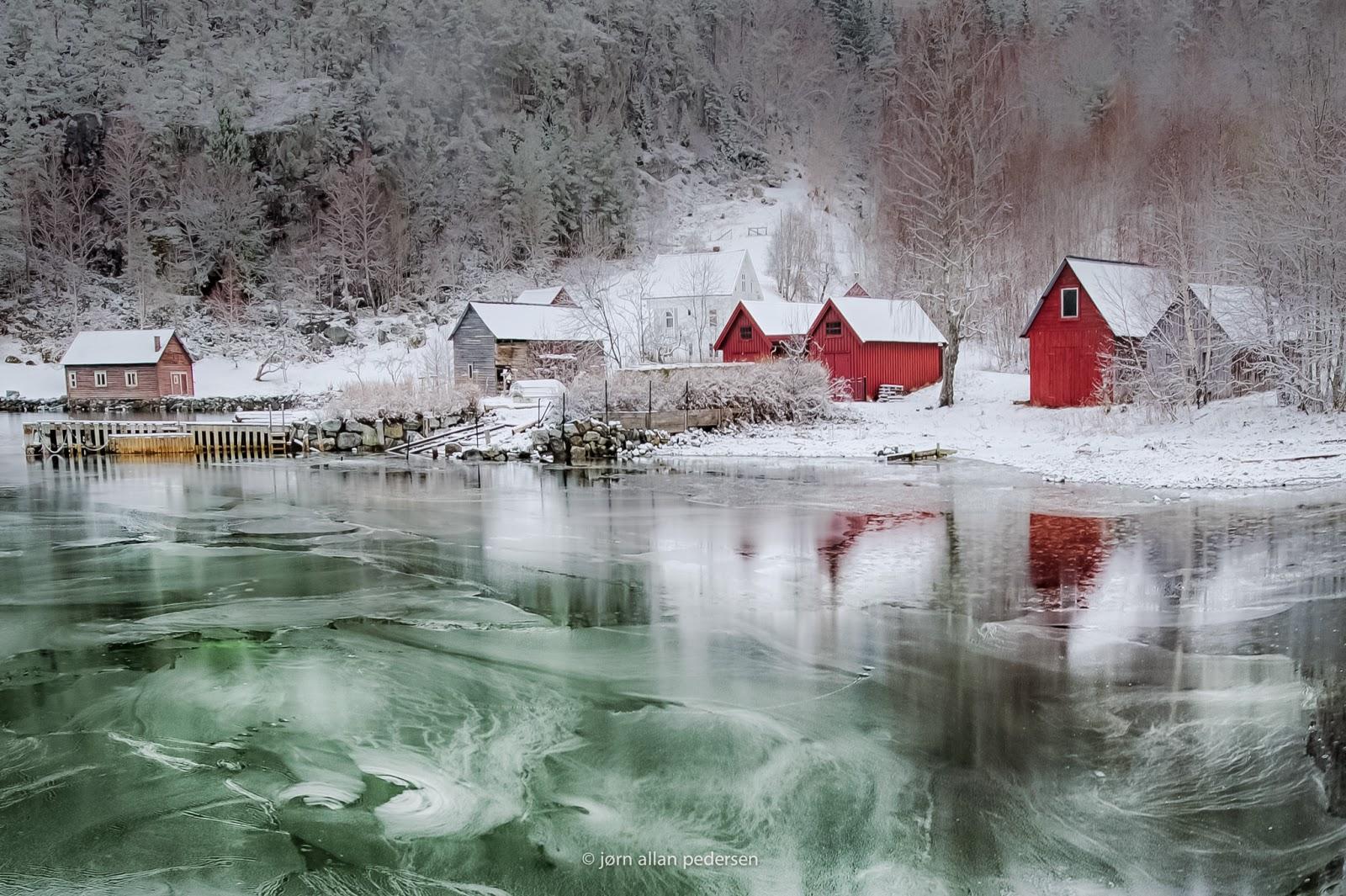 Winter Photography by Jørn Allan Pedersen