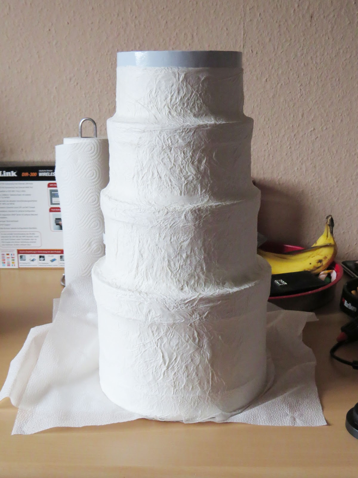 Little Pieces Diy Deko Hochzeitstorte