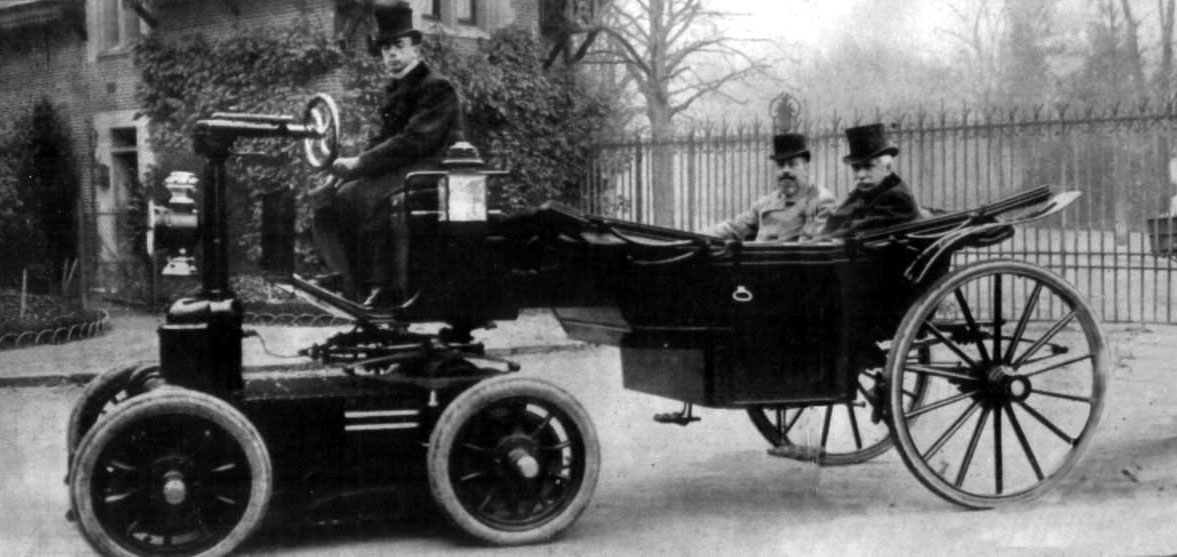 Just a car guy simon charlesworth wrote a piece about the for Car carriage
