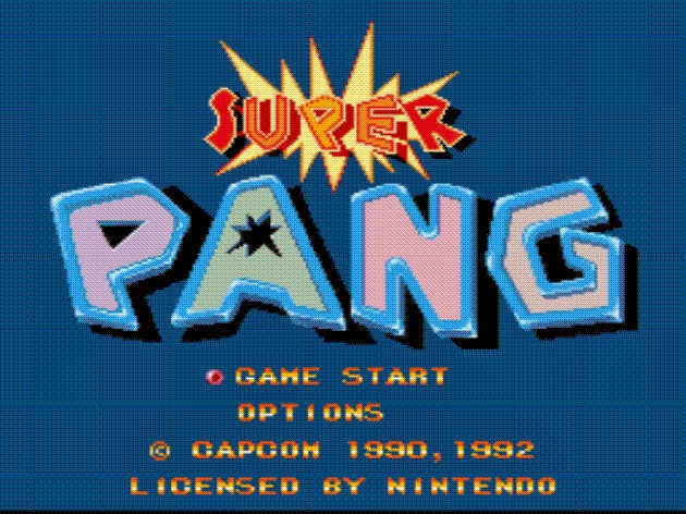 Super Pang Game Full Download