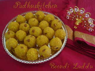 Indian sweet-laddu