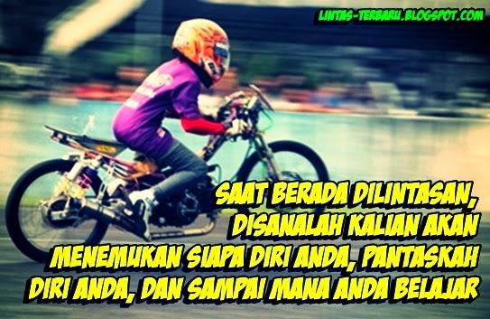 Dp Bbm Kata Kata Anak Motor Racing