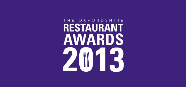 2013 Oxfordshire Restaurant Awards - FoodieOnTour