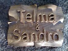 Telma e Sandro