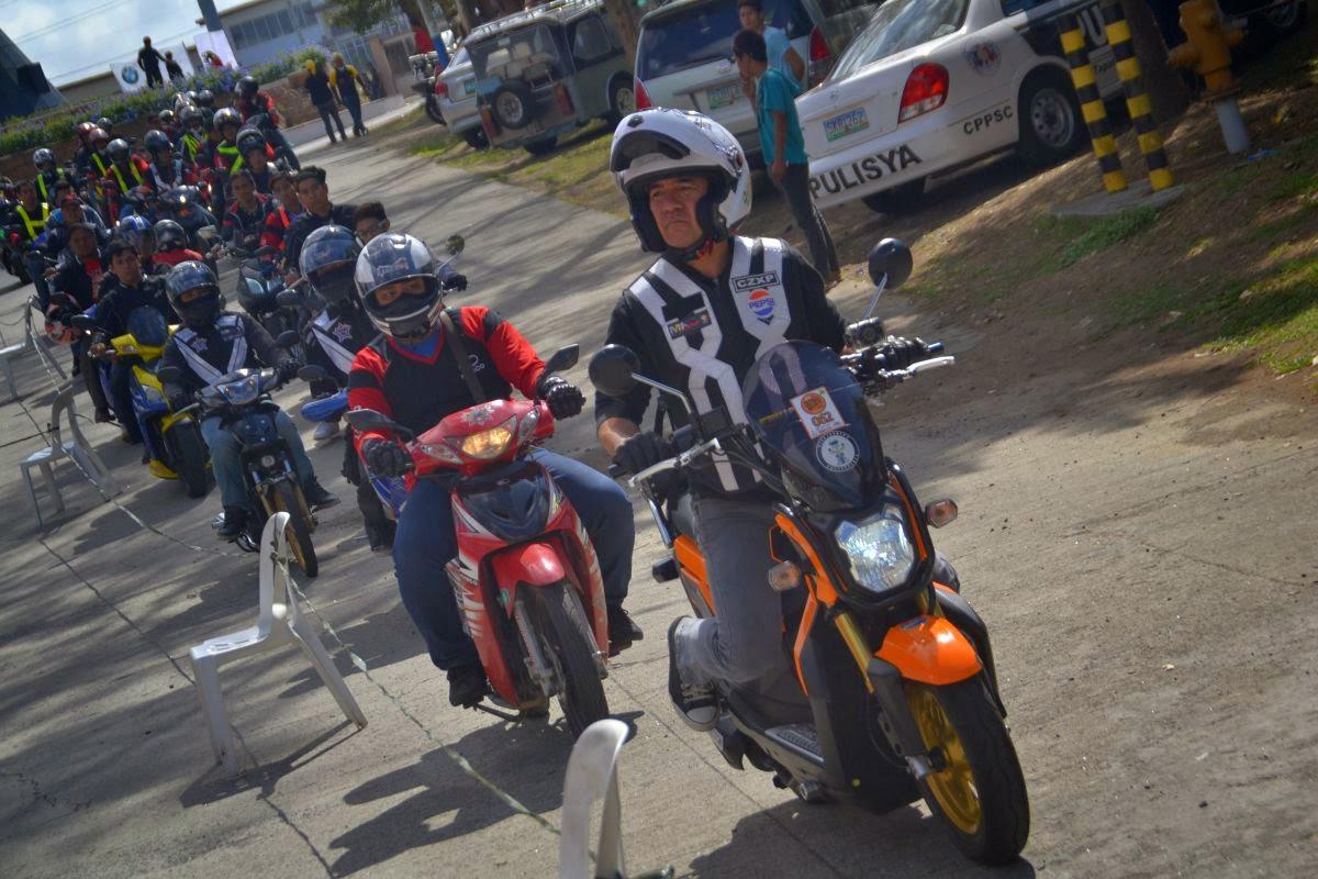 Honda Unity Ride - HRCP Philippines - Motorcycle Philippines