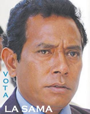 Timor-Leste: La Sama lembra aos outros candidatos que o país é de todos