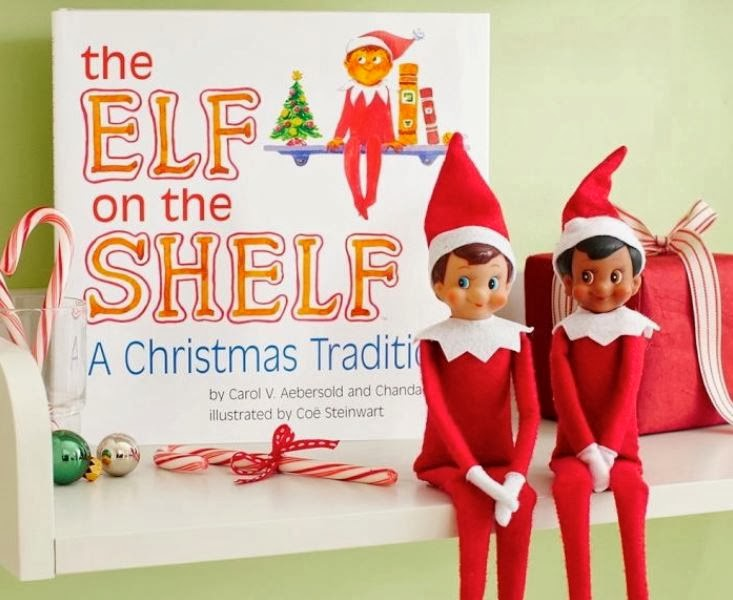Elf on the shelf dating