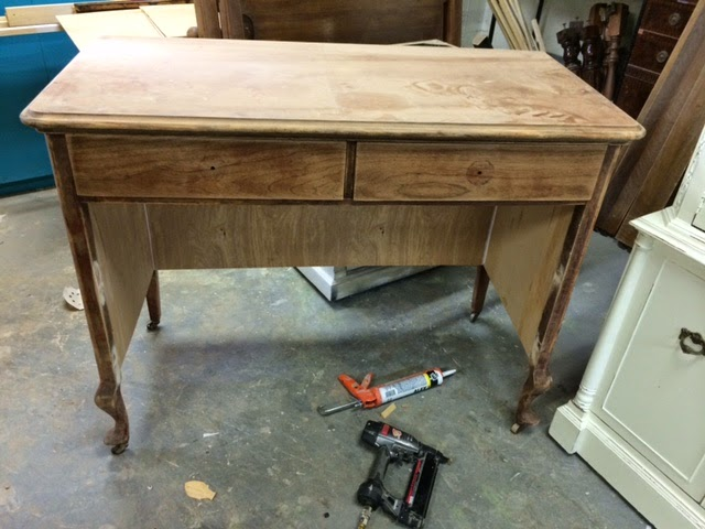 Julie Peterson Simple Redesign Turning An Antique