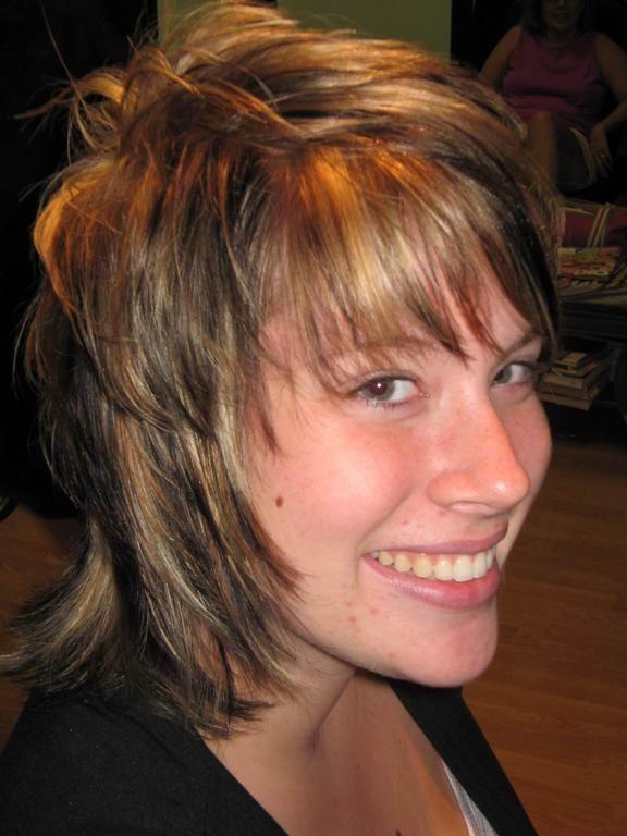 Only Women Secrets 10 Modern Shag Haircuts Choosing