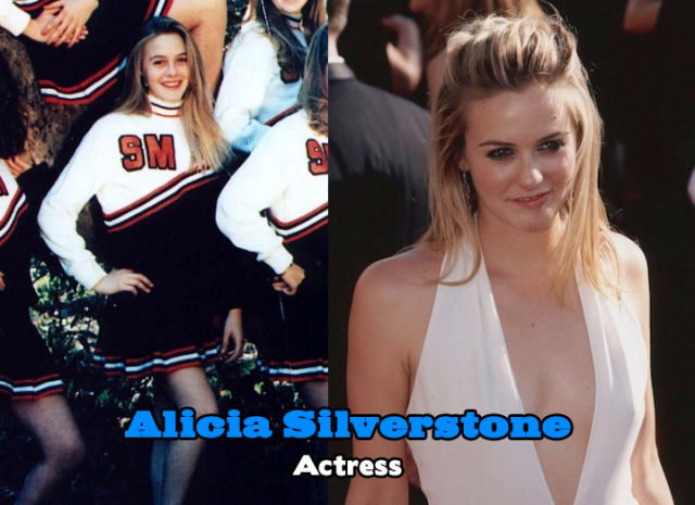 39 Celebrities Who Used To Be Cheerleaders