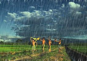 ... agar lebih mengerti tentang cara membuat efek hujan dengan photoshop
