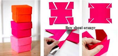Kreativiti DIY - Potong, Lipat, Tampal
