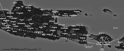 Itinerario Indonesia 2013 rebeccatrex