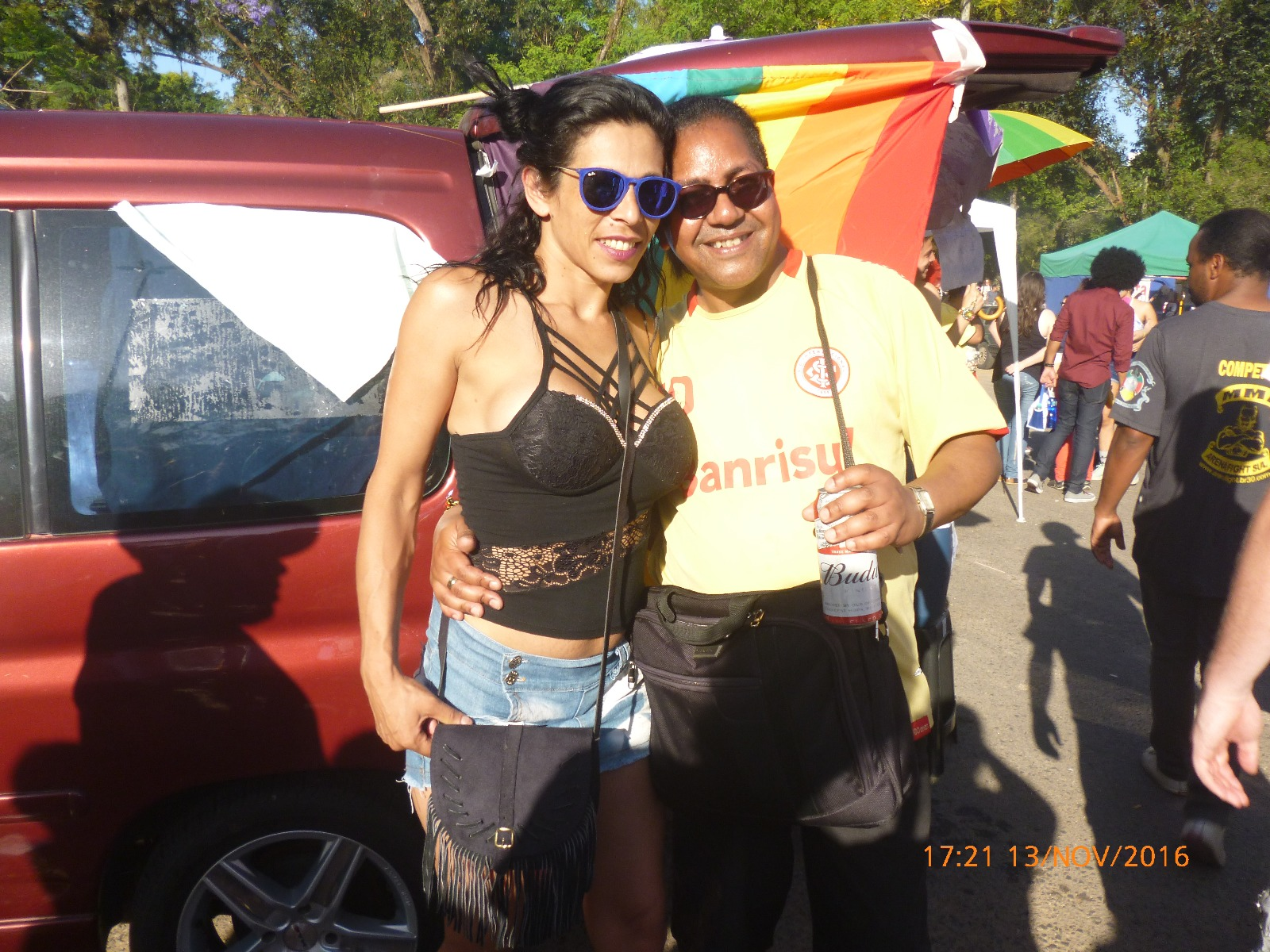 Aline e Paulo Furtado