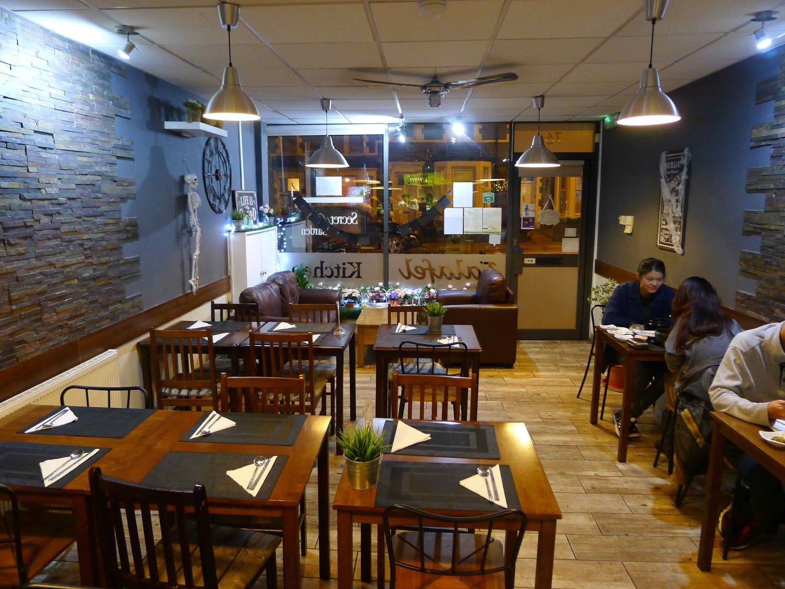 GourmetGorro: Secret K Garden, Crwys Road, Cardiff Korean restaurant ...