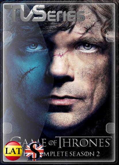 Game of Thrones (Temporada 2) HD 1080P LATINO/INGLES