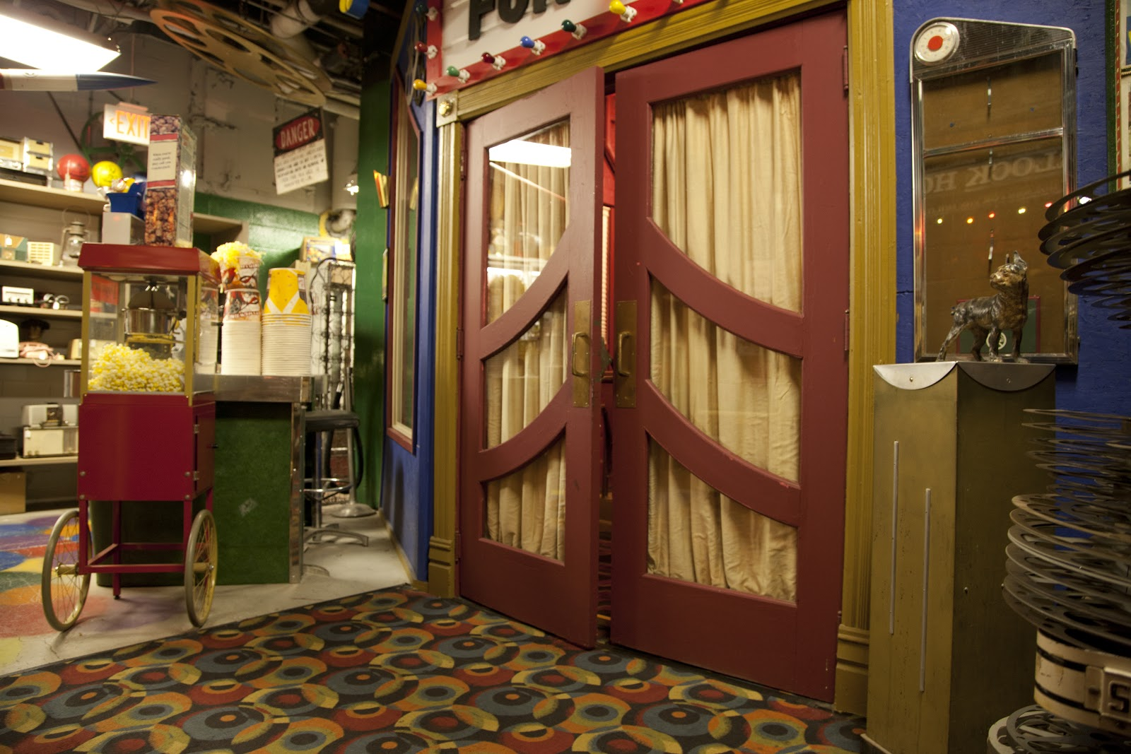 Peony Park Ballroom Doors & The Inverted Euphemism - by: Grant David Anderson II - [G.D. ...