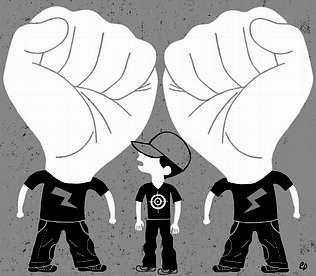 Podemos prevenir la violencia escolar