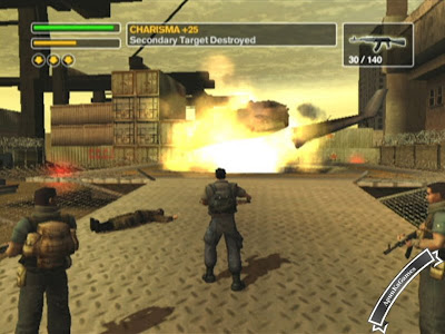 Freedom Fighters 1 Screenshots