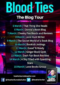 Blog Tour - Blood Ties