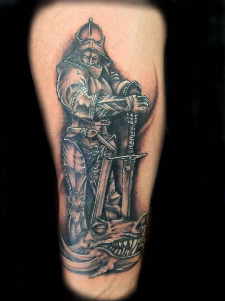 Eternal ink tattoo body piecing for St george tattoo