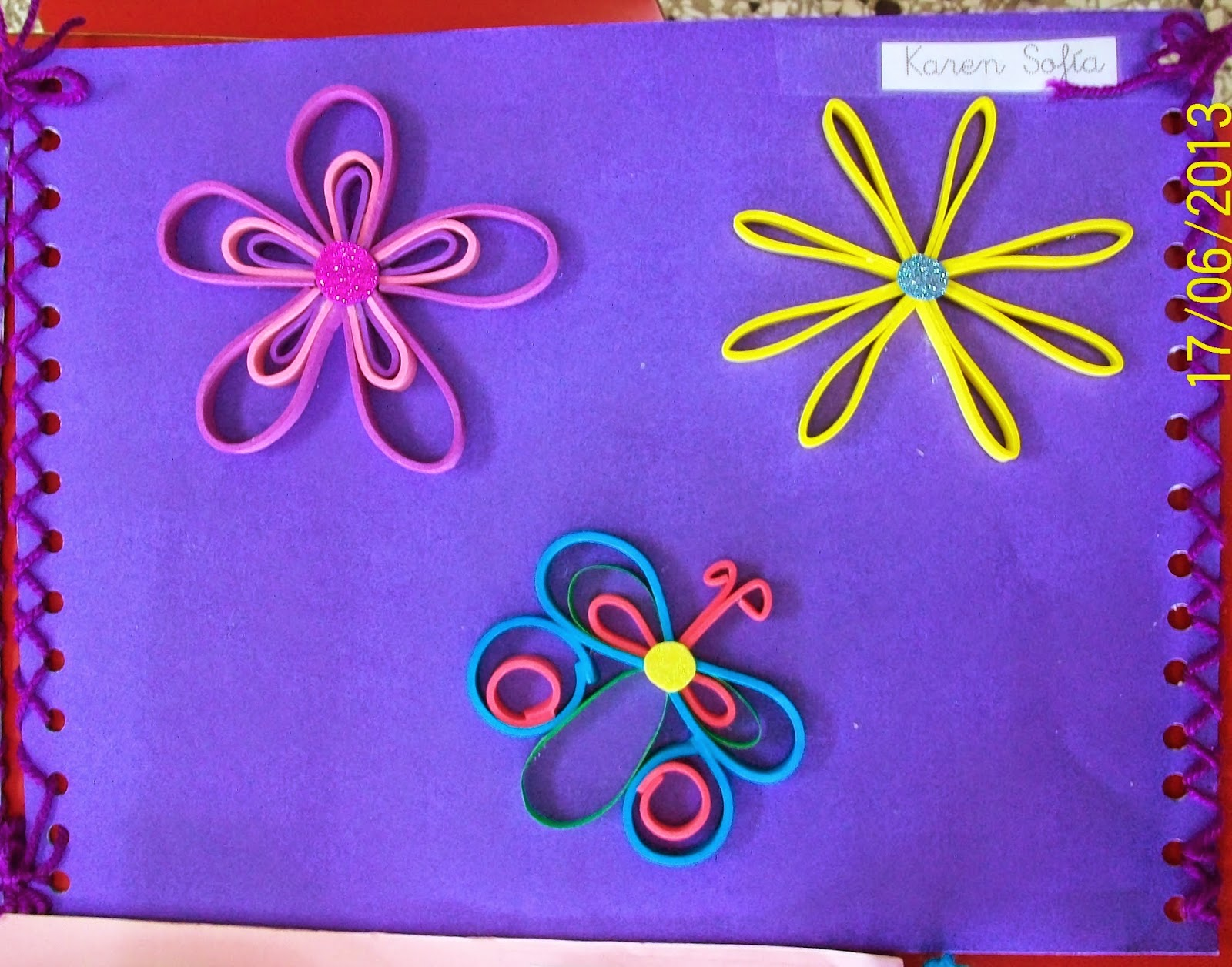 : Carpetas escolares decoradas ~ Guía de Educación Infantil