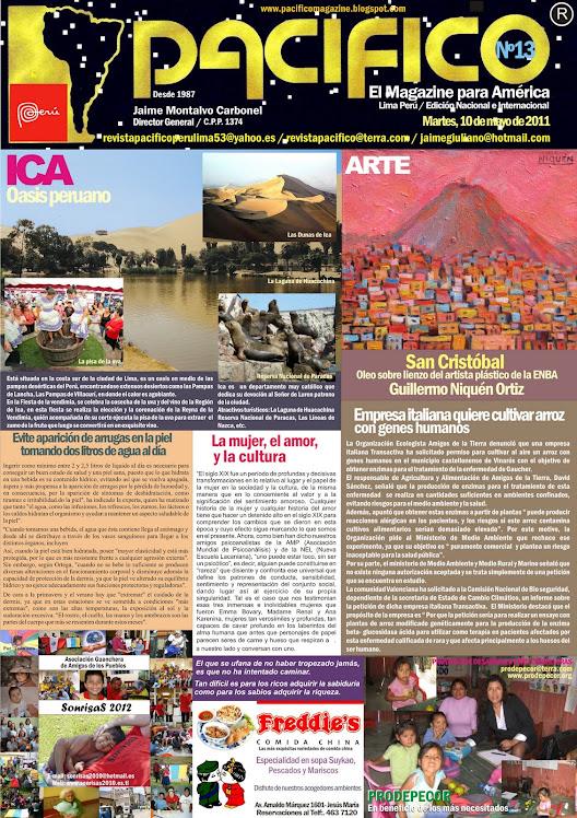 Revista Pacífico Nº 13