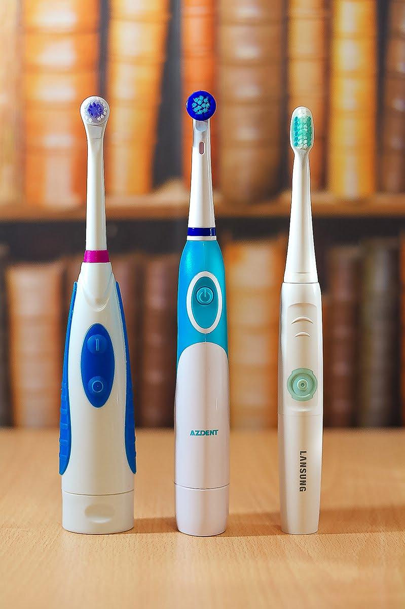 Есть ли детская электрическая зубная щетка