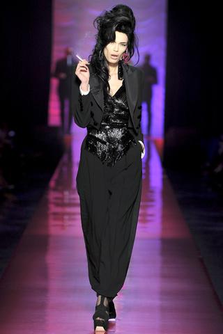 Jean Paul Gaultier alta costura primavera verano 2012
