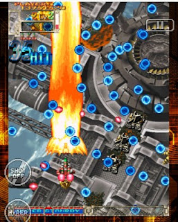DoDonPachi Blissful Death walkthrough for iphone 4, ipad 2, ipod touch.