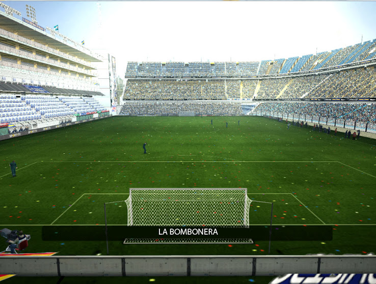 PES 2012 La Bombonera by Kwill