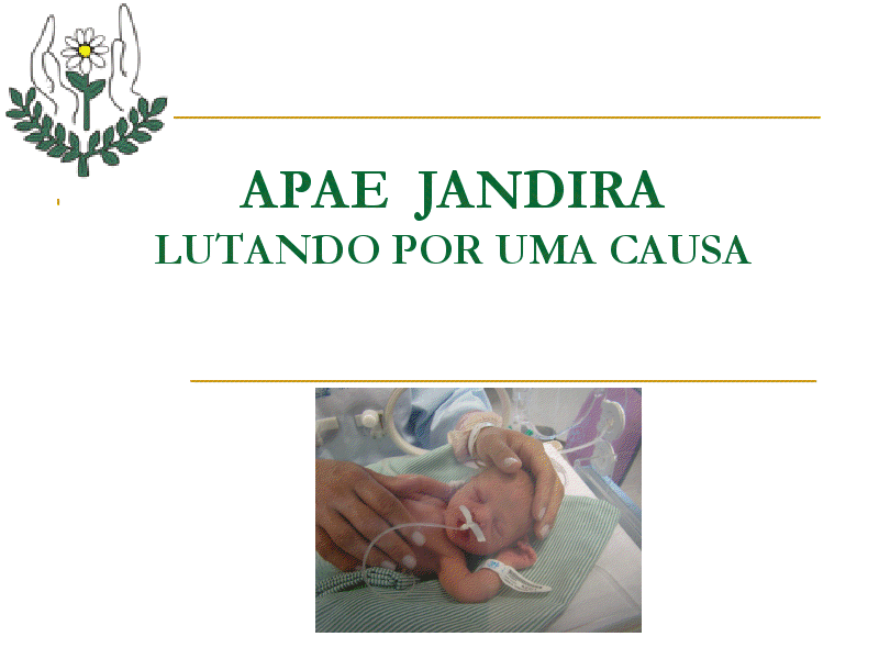 APAE DE JANDIRA
